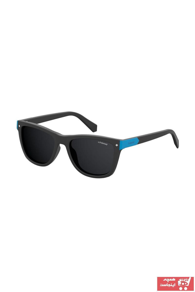 خرید انلاین عینک آفتابی دخترانه طرح دار برند Polaroid Kids رنگ مشکی کد ty4489088