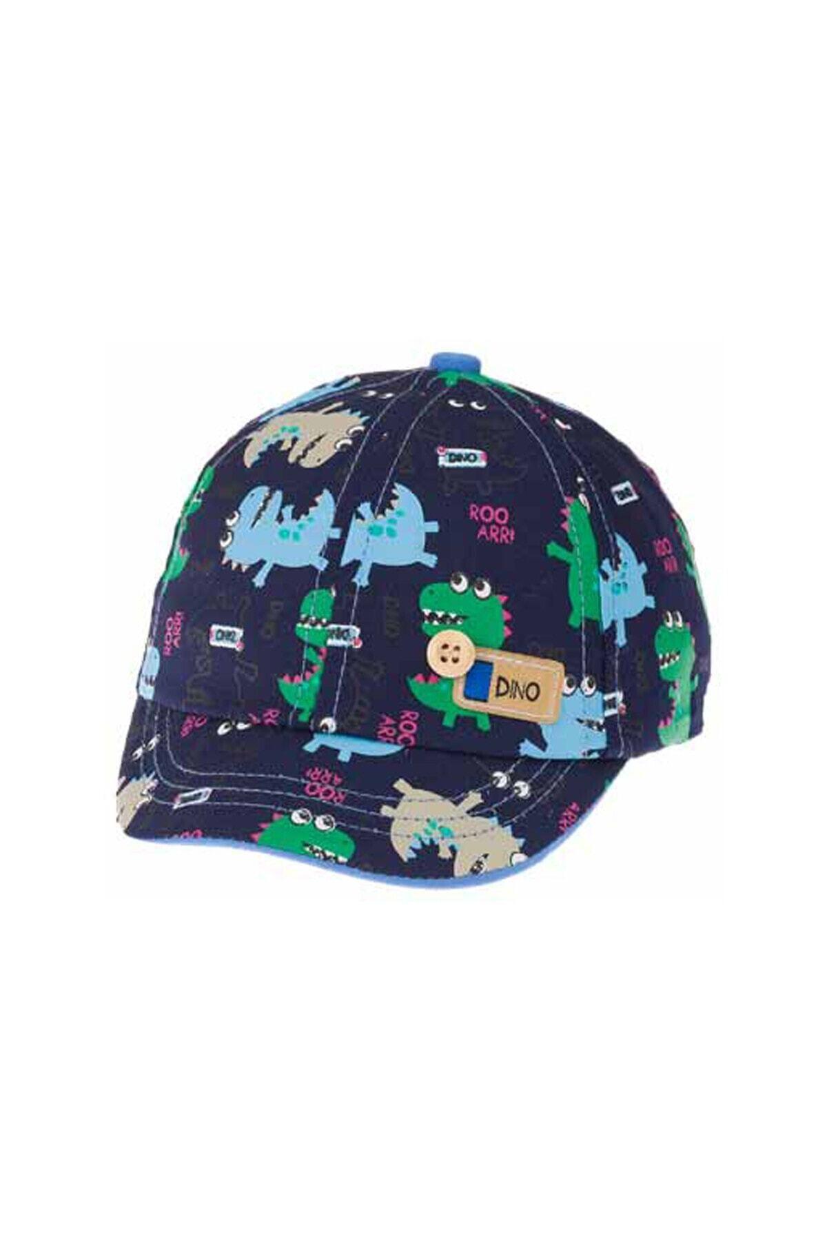 خرید انلاین کلاه زیبا نوزاد پسر برند Kitti رنگ لاجوردی کد ty32011559