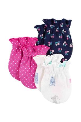 دستکش نوزاد مدل برند Carters رنگ صورتی ty36918372