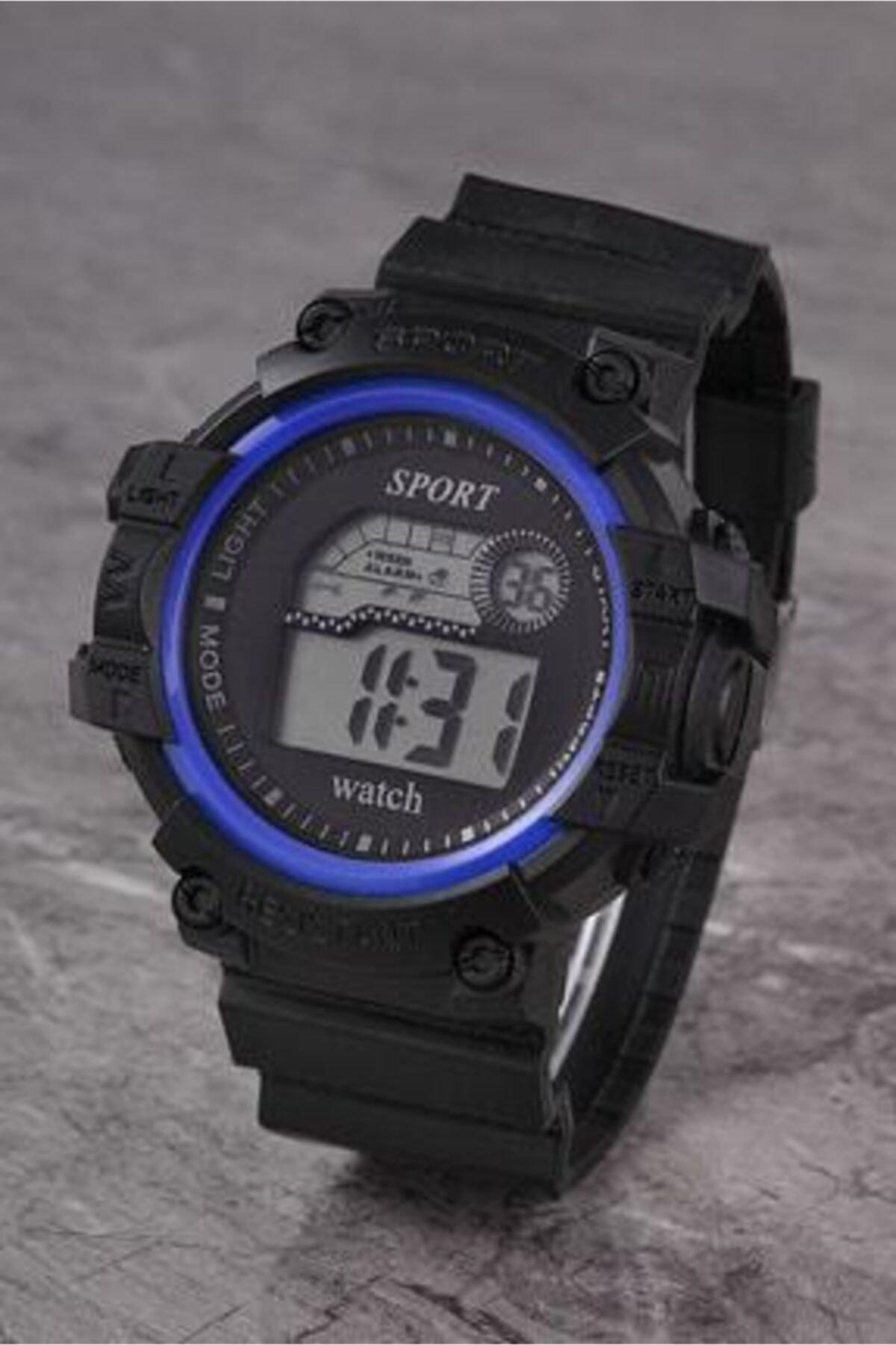 ساعت بچه گانه کوتاه برند ZAVİRA رنگ آبی کد ty101855915