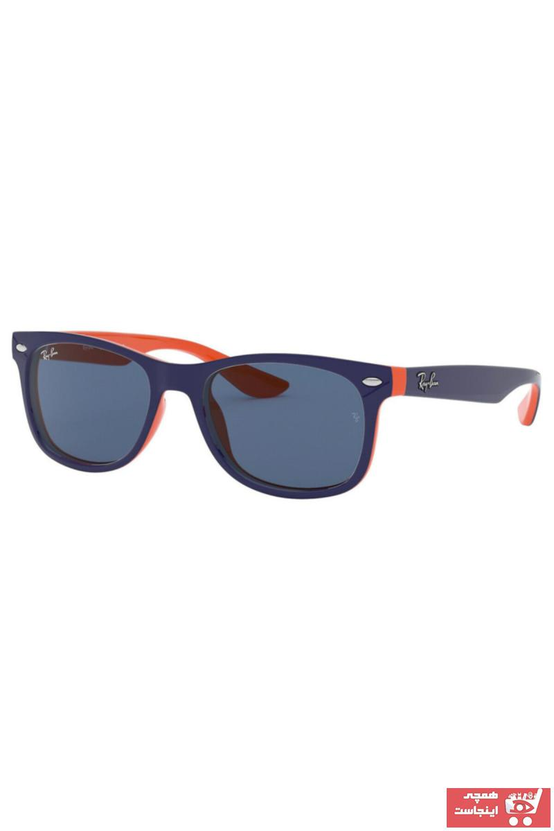خرید انلاین عینک آفتابی پسرانه طرح دار برند ری بن کد ty4475624