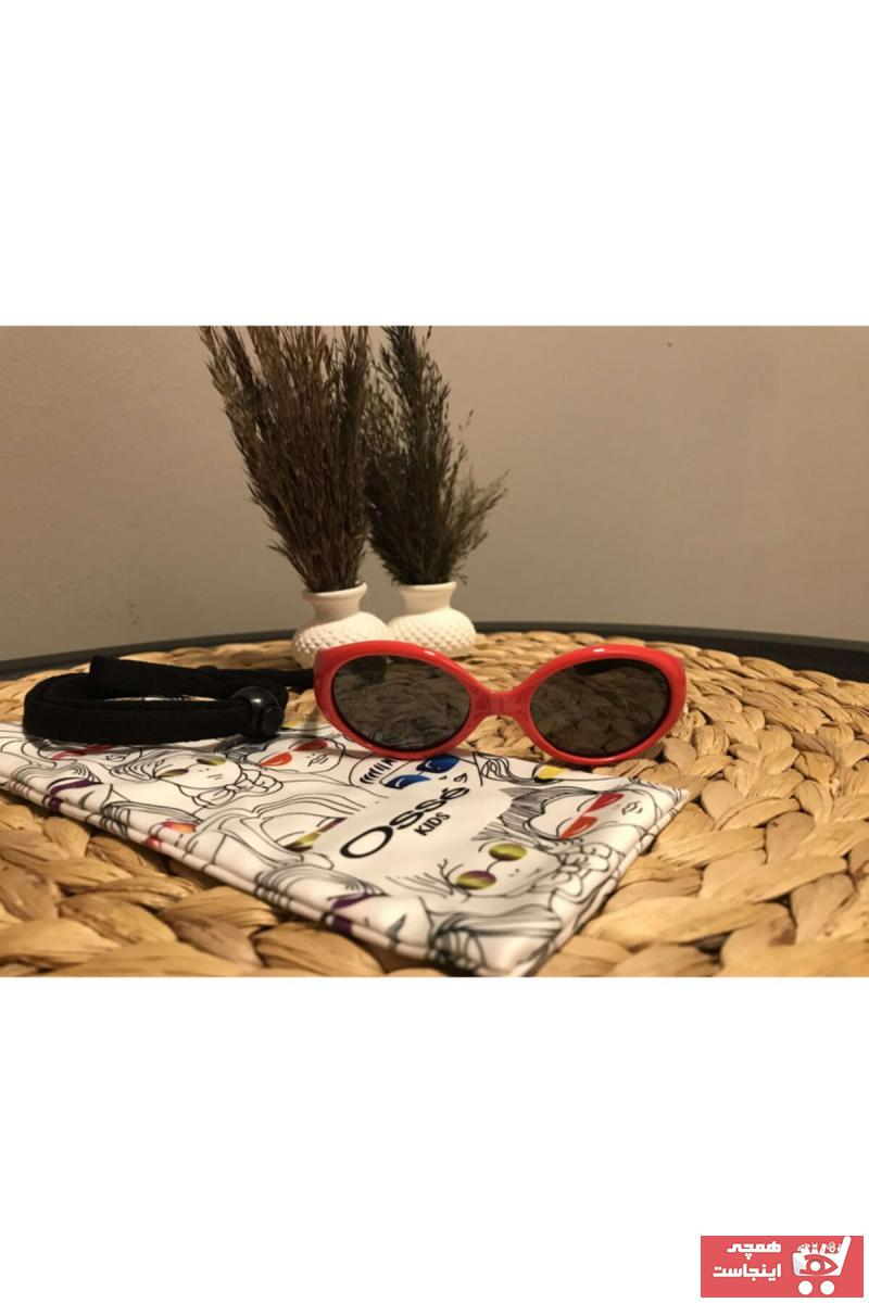 عینک آفتابی بچه گانه پسرانه سال ۹۹ برند Osse Kids رنگ قرمز ty74413094