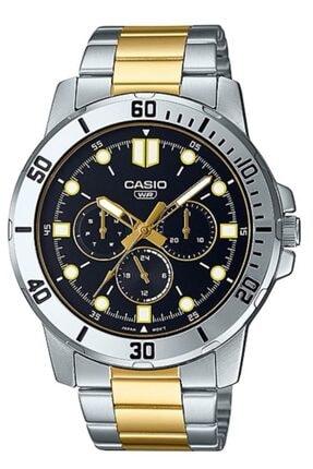 خرید انلاین ساعت مچی مردانه لوکس 2021 برند Casio رنگ نقره ای کد ty102285299