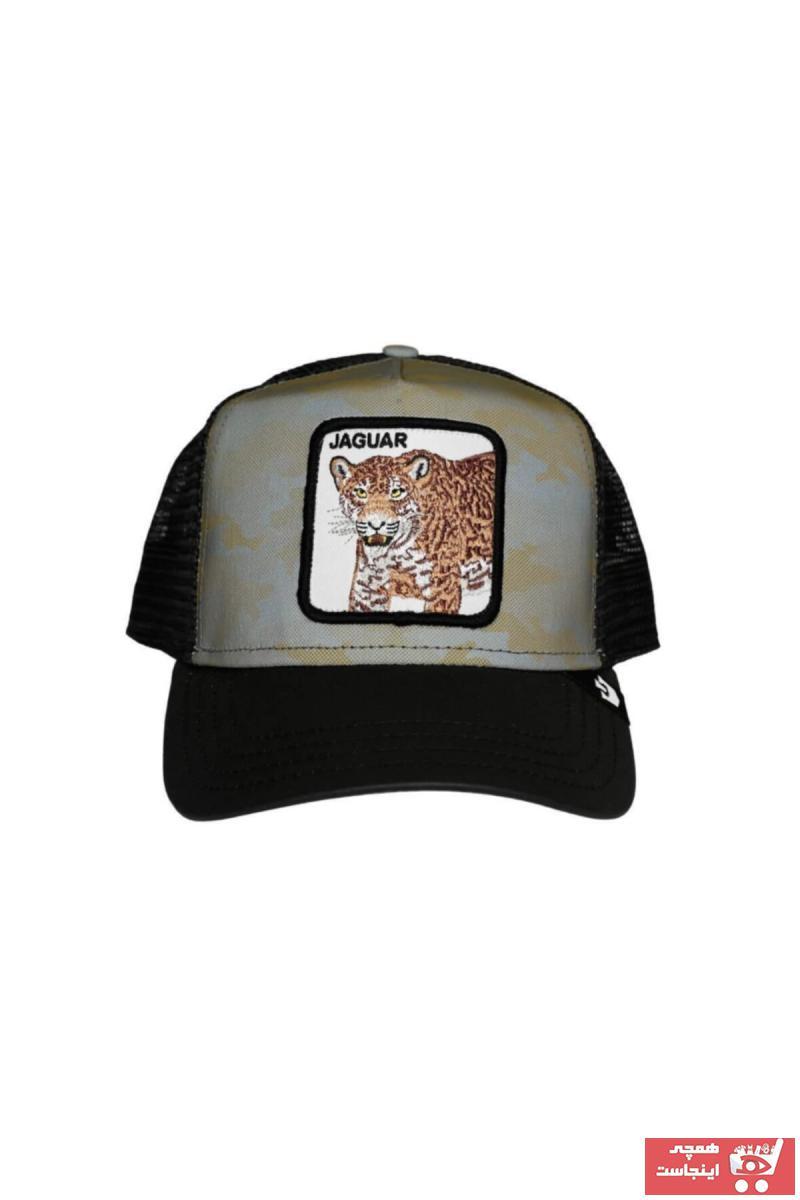کلاه مردانه پارچه  برند Goorin Bros رنگ نقره ای کد ty107320599