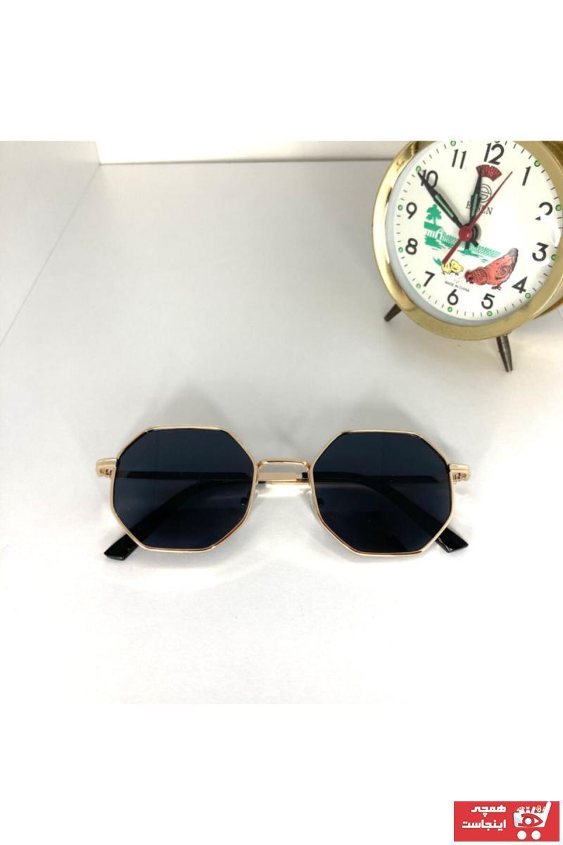 عینک دودی مردانه شیک برند Atlas Accessory رنگ مشکی کد ty111230666