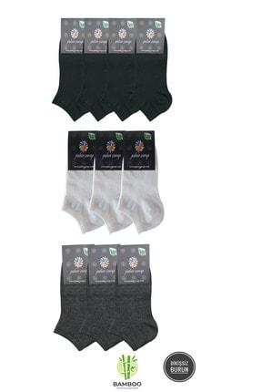 خرید نقدی جوراب ارزان مردانه برند Paker Çorap رنگ مشکی کد ty114349996