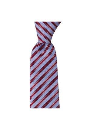 کراوات مردانه مارک دار برند 1001 Kravat رنگ آبی کد ty117124019