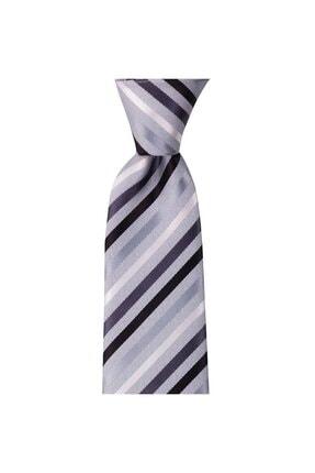 خرید مستقیم کراوات مردانه جدید برند 1001 Kravat رنگ نقره ای کد ty117268682