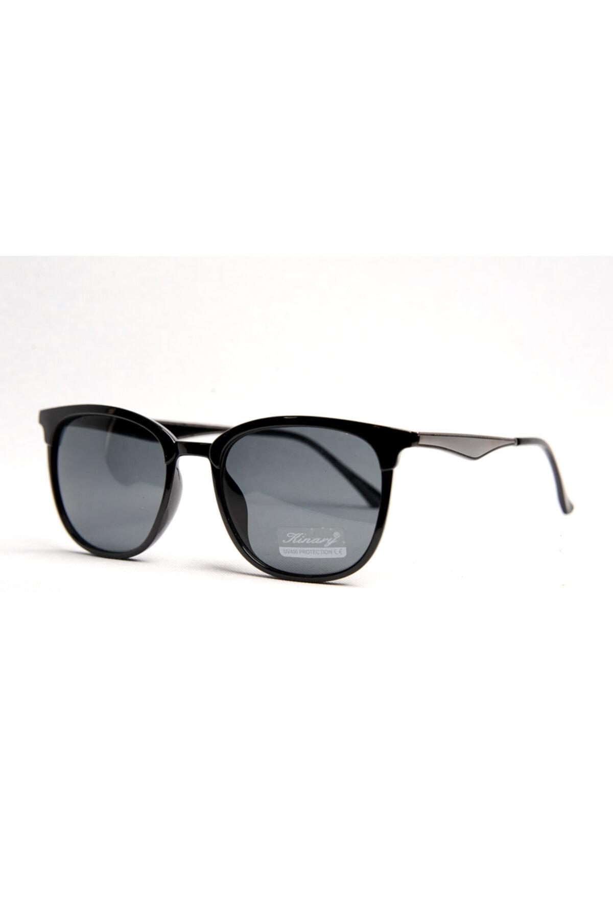 عینک دودی مردانه ترک برند humakusu رنگ مشکی کد ty117951930