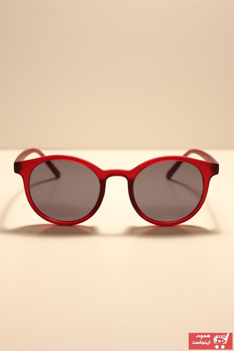 عینک دودی خاص برند Opsiss Sunglasses رنگ زرشکی ty119290576
