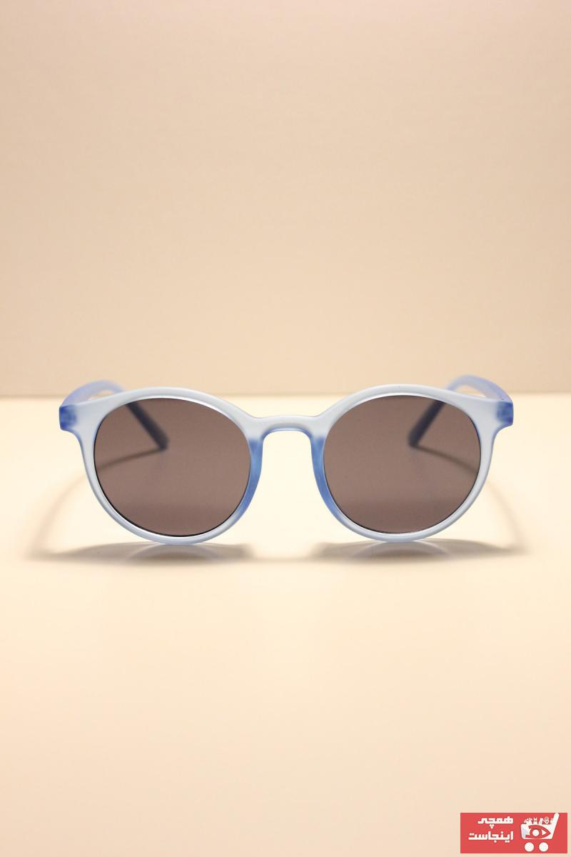 سفارش اینترنتی عینک دودی فانتزی برند Opsiss Sunglasses رنگ آبی کد ty119299733