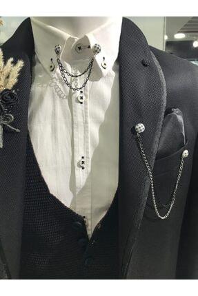 خرید نقدی کراوات جدید برند araslar رنگ مشکی کد ty119807151