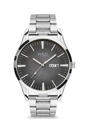 خرید اینترنتی ساعت خاص مردانه برند POLO Rucci رنگ نقره کد ty119824587
