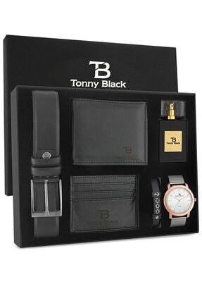 خرید انلاین ساعت مردانه 2021 برند تونی بلک رنگ نقره کد ty121385638