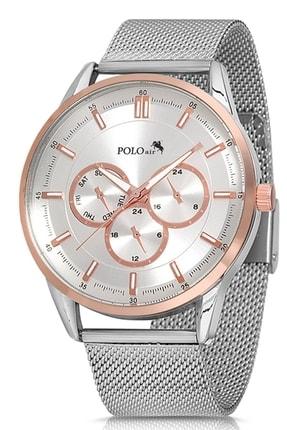 فروش ساعت مچی مردانه اصل برند Polo Air رنگ نقره ای کد ty138701566