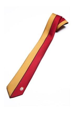کراوات مردانه ترک برند Galatasaray رنگ زرد ty2028082