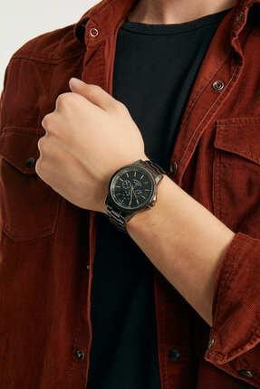 ساعت مچی مردانه طرح جدید برند Aqua Di Polo 1987 رنگ مشکی کد ty31273312
