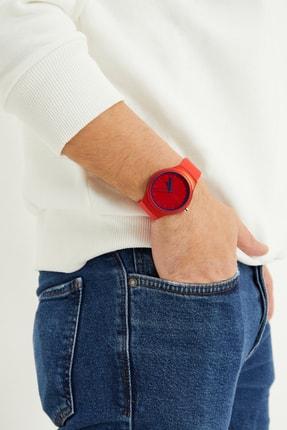 فروشگاه ساعت اورجینال مارک Aqua Di Polo 1987 رنگ قرمز ty32430514