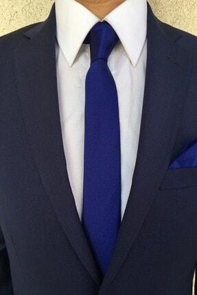 فروش کراوات  برند Kravatistan رنگ آبی کد ty34946543