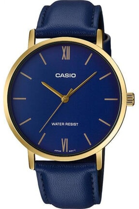 سفارش پستی ساعت مچی مردانه لوکس برند Casio رنگ لاجوردی کد ty40445489