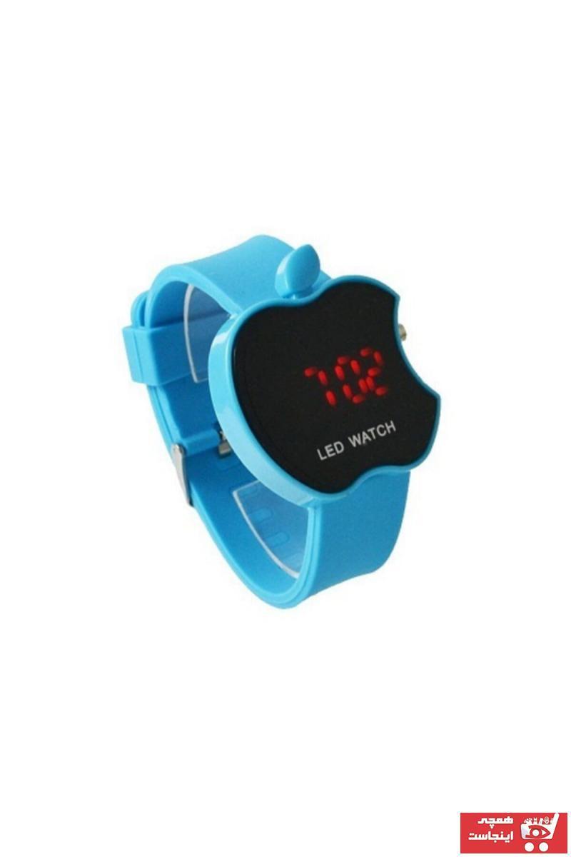 خرید نقدی ساعت مردانه فروشگاه اینترنتی برند Comtech رنگ آبی کد ty40641684
