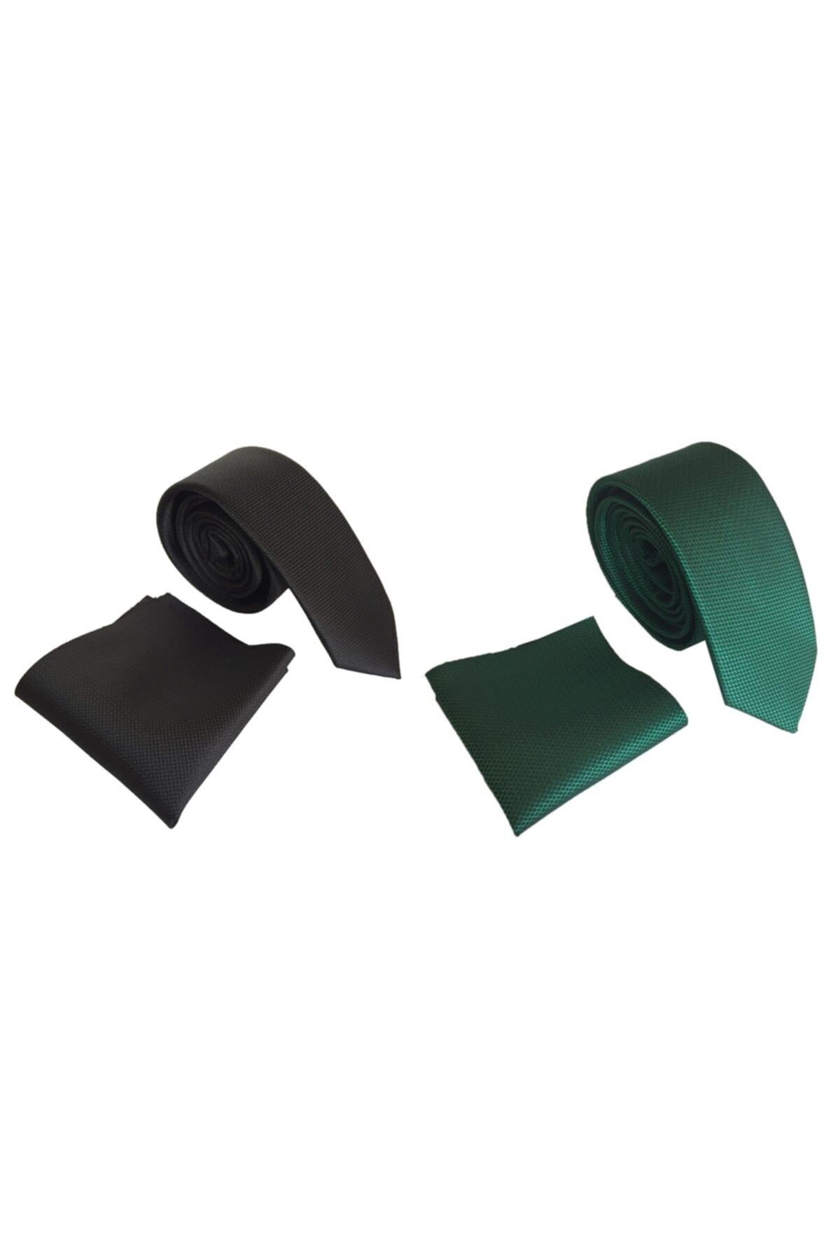 کراوات برند Kravatistan رنگ مشکی کد ty40728522