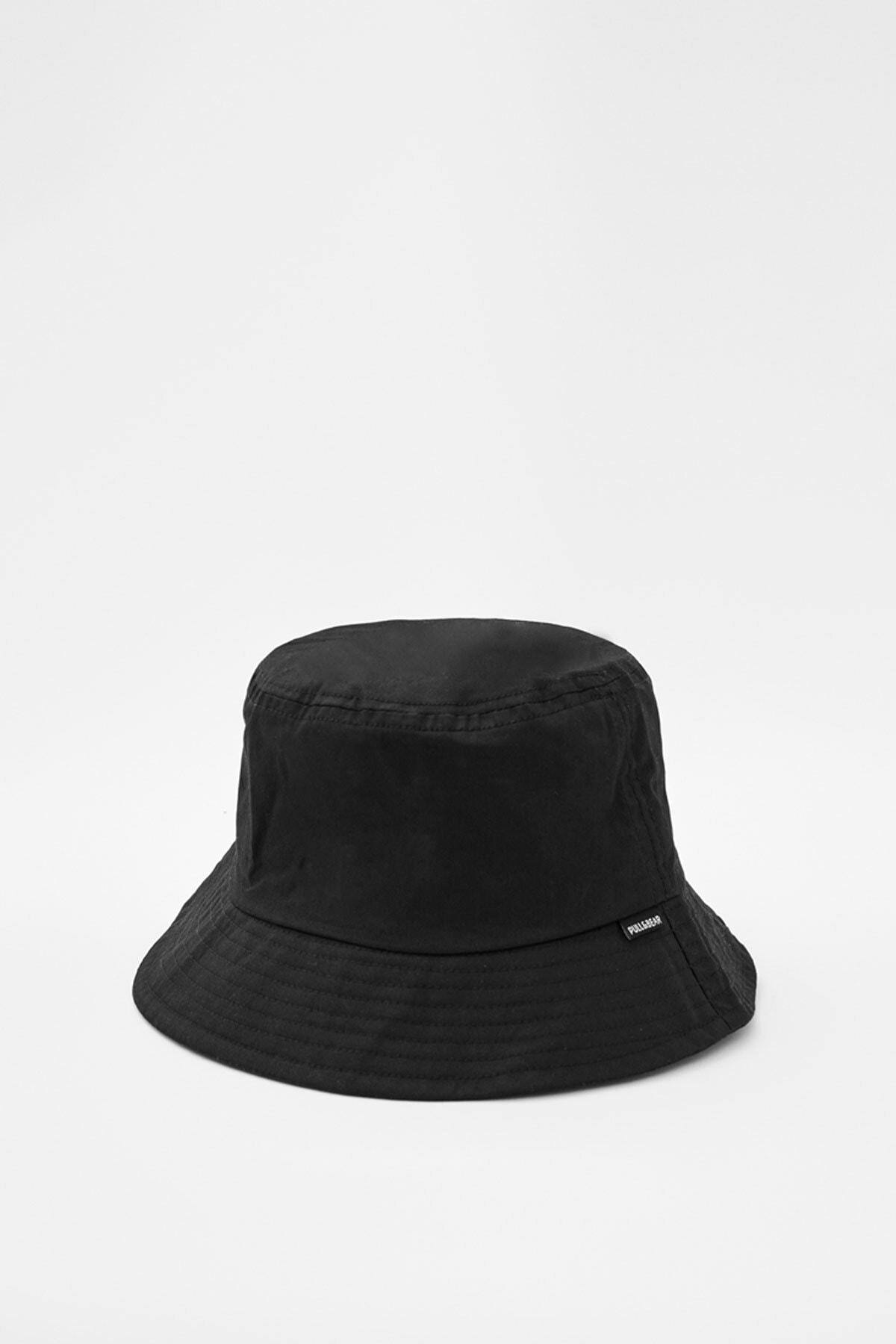 قیمت کلاه مردانه برند Pull & Bear رنگ مشکی کد ty40932364