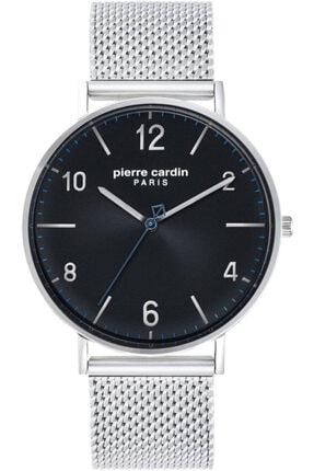 خرید انلاین ساعت مچی مردانه لوکس 2021 مارک پیرکاردن رنگ کرمی کد ty4122925