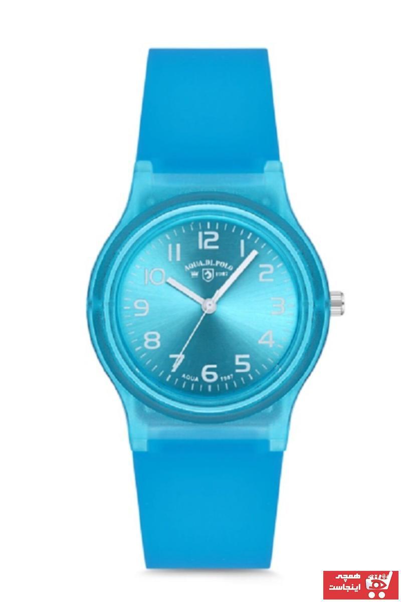 خرید ساعت مردانه 2021 مارک Aqua Di Polo 1987 رنگ آبی کد ty46330849