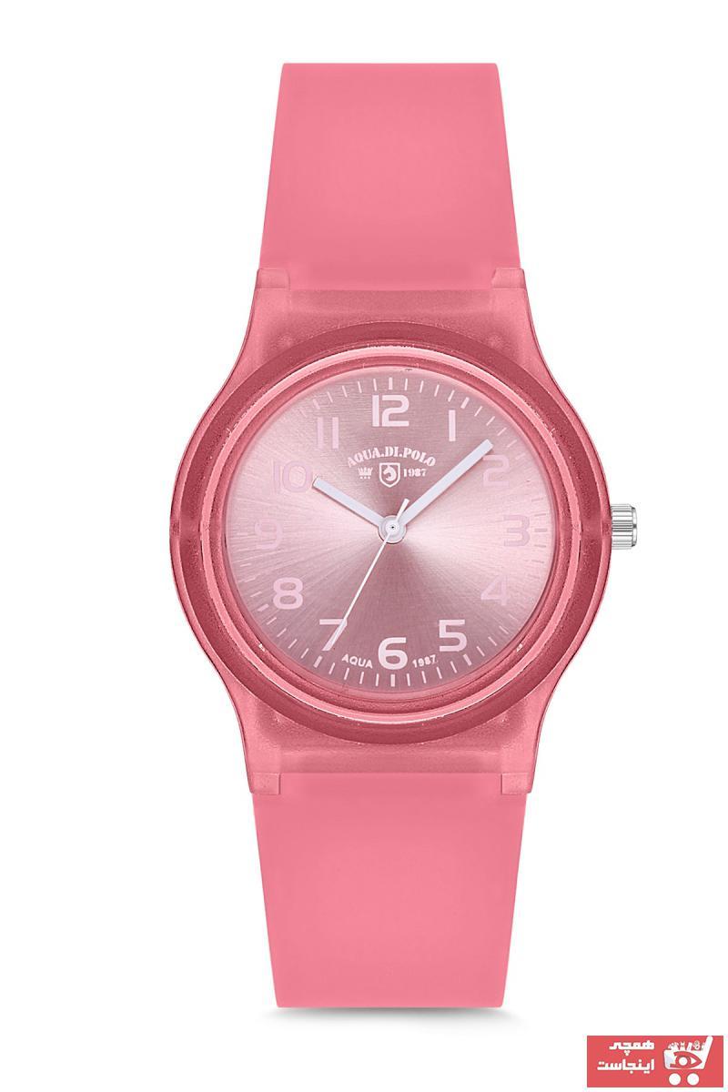 ساعت مردانه برند Aqua Di Polo 1987 رنگ بژ کد ty46331312