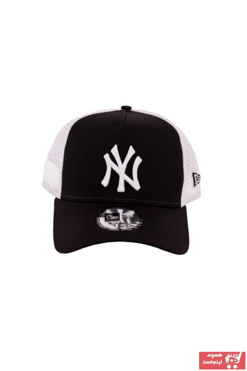 کلاه مردانه ترک برند NEW ERA رنگ مشکی کد ty5043739