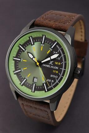 خرید انلاین ساعت مچی مردانه لوکس ارزان برند Daniel Klein رنگ سبز کد ty54649119