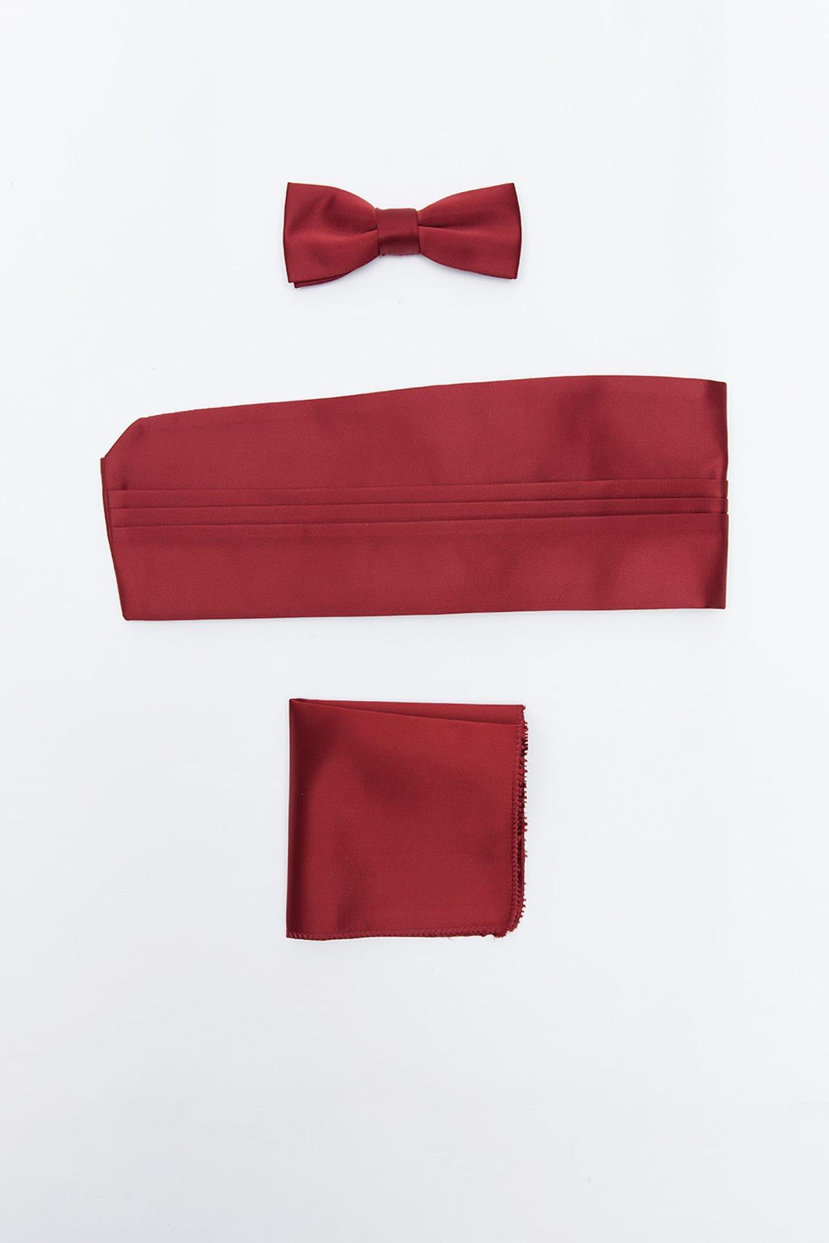 کراوات ترکیه مردانه برند آوا رنگ قرمز ty5930378