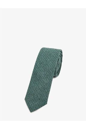 کراوات مدل دار برند کوتون رنگ سبز کد ty59368188