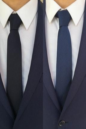 فروش کراوات جدید برند Kravatistan رنگ لاجوردی کد ty63265279