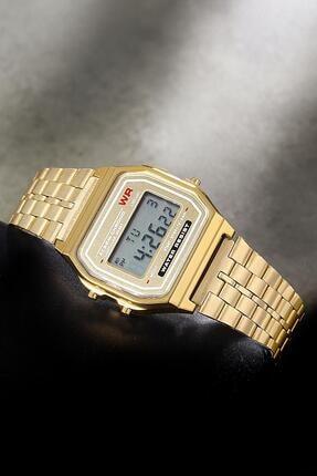 خرید اینترنتی ساعت مچی مردانه برند Newera Watch رنگ زرد کد ty74365445