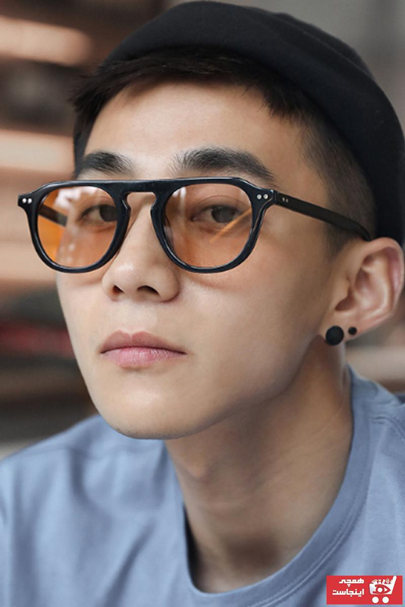 خرید عینک دودی  برند Hane14 رنگ مشکی کد ty78830812