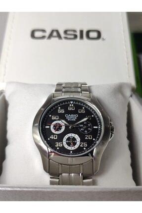 خرید انلاین ساعت مچی مردانه ارزان برند کاسیو رنگ نقره کد ty87552464