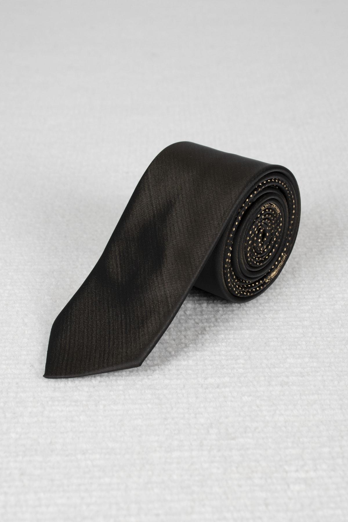 کراوات حراجی برند DeepSEA رنگ طلایی ty89202257