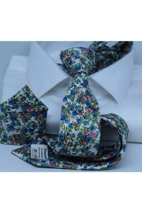 خرید پستی کراوات مردانه اورجینال شیک برند Blazzotti رنگ طلایی ty92588982