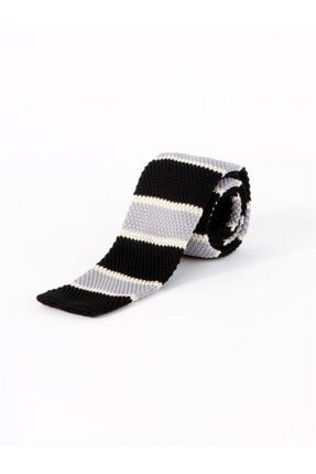 کراوات ارزان برند Dufy رنگ نقره ای کد ty93977146