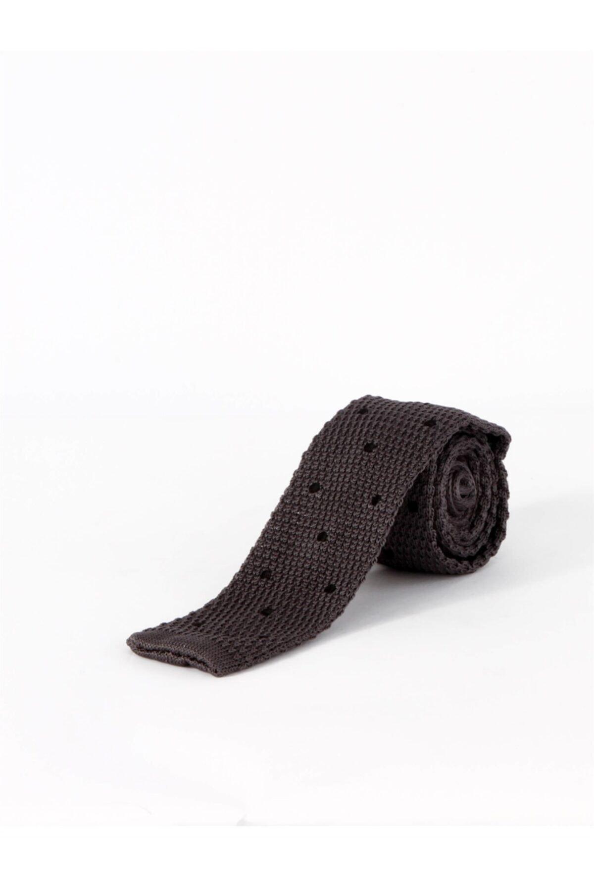 خرید نقدی کراوات ترک برند Dufy رنگ مشکی کد ty93977213