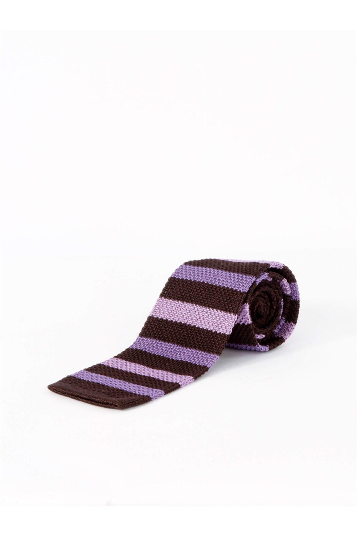 خرید انلاین کراوات طرح دار برند Dufy رنگ صورتی ty93977281