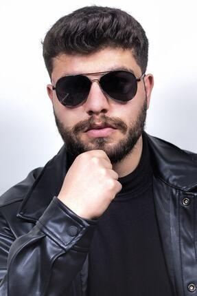 عینک آفتابی مردانه مارک دار برند Focus On Eyewear رنگ مشکی کد ty98058332