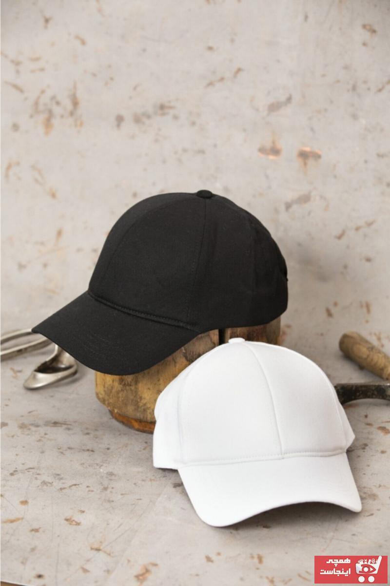 قیمت کلاه زنانه برند BETKA رنگ مشکی کد ty101314221
