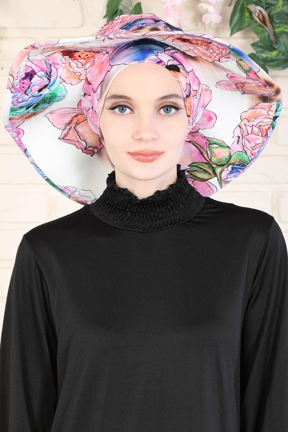 خرید اینترنتی کلاه خاص زنانه برند Ayşe Tasarım رنگ صورتی ty109891576