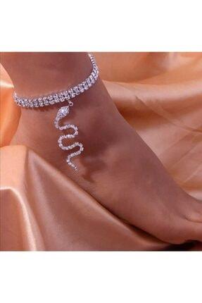 پابند زنانه مجلسی برند Furtek Aksesuar رنگ نقره کد ty111592068