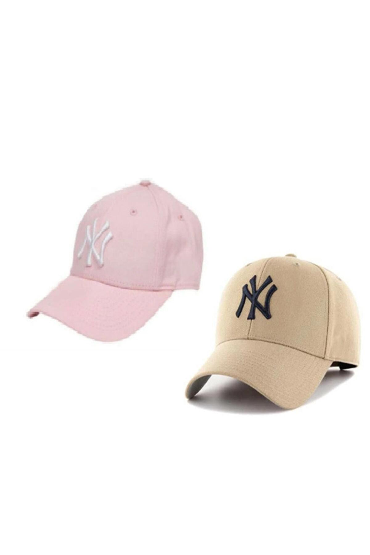 کلاه زنانه اصل مجلسی برند NY Trend رنگ صورتی ty117636979