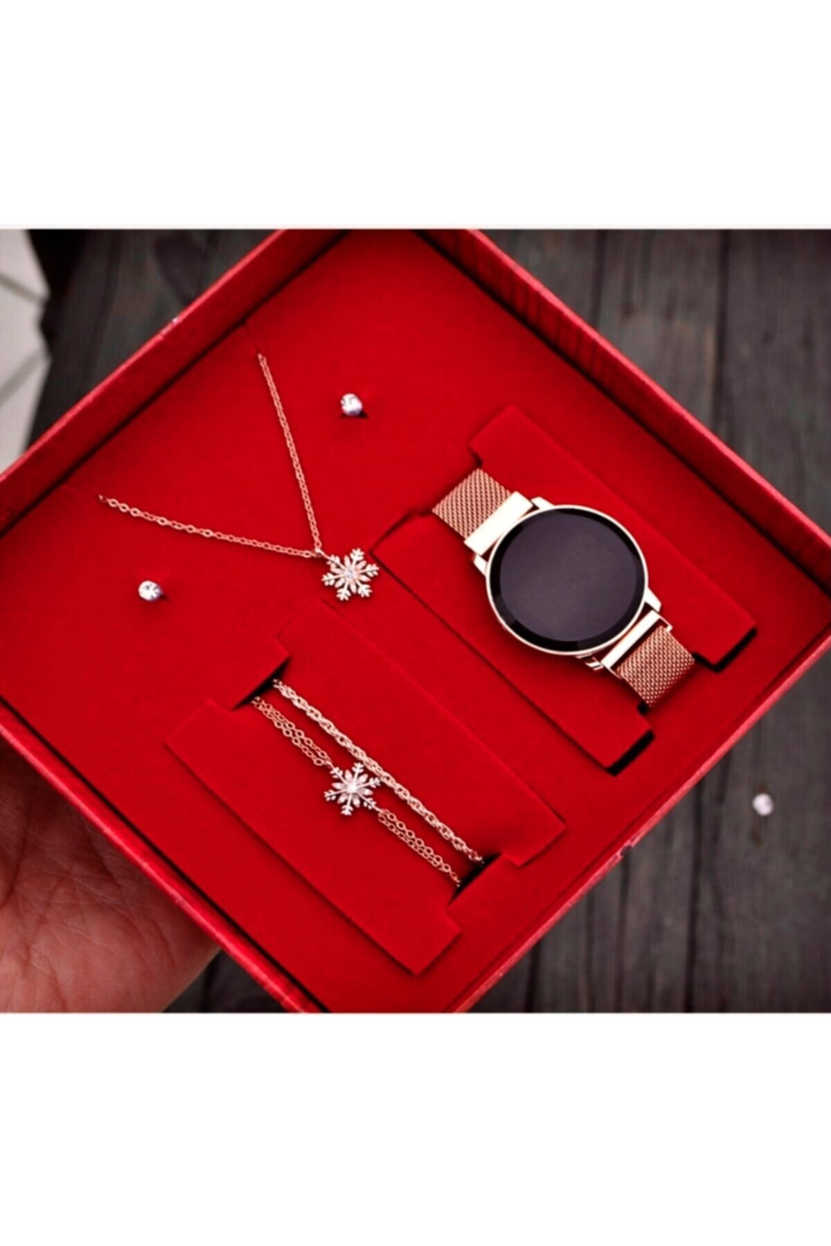 خرید ساعت مچی زنانه لوکس جدید برند Wesscollection رنگ صورتی ty118495467