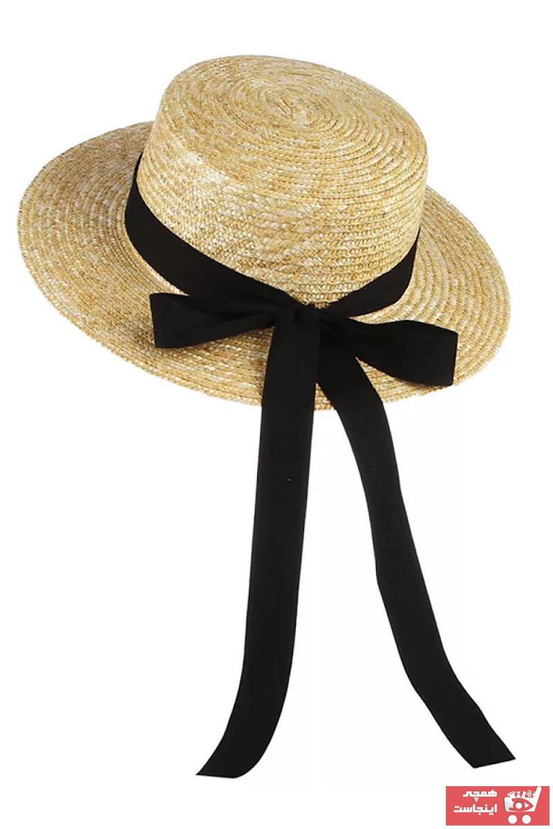 سفارش کلاه زنانه ارزان برند NominiButik رنگ بژ کد ty119155996